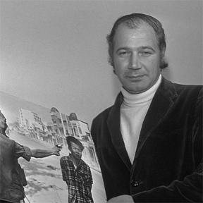 Eddie Adams, 1933-2004