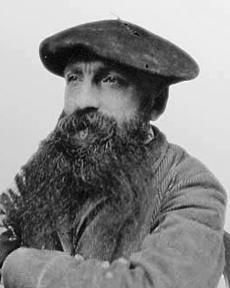 Auguste Rodin, 1840-1917