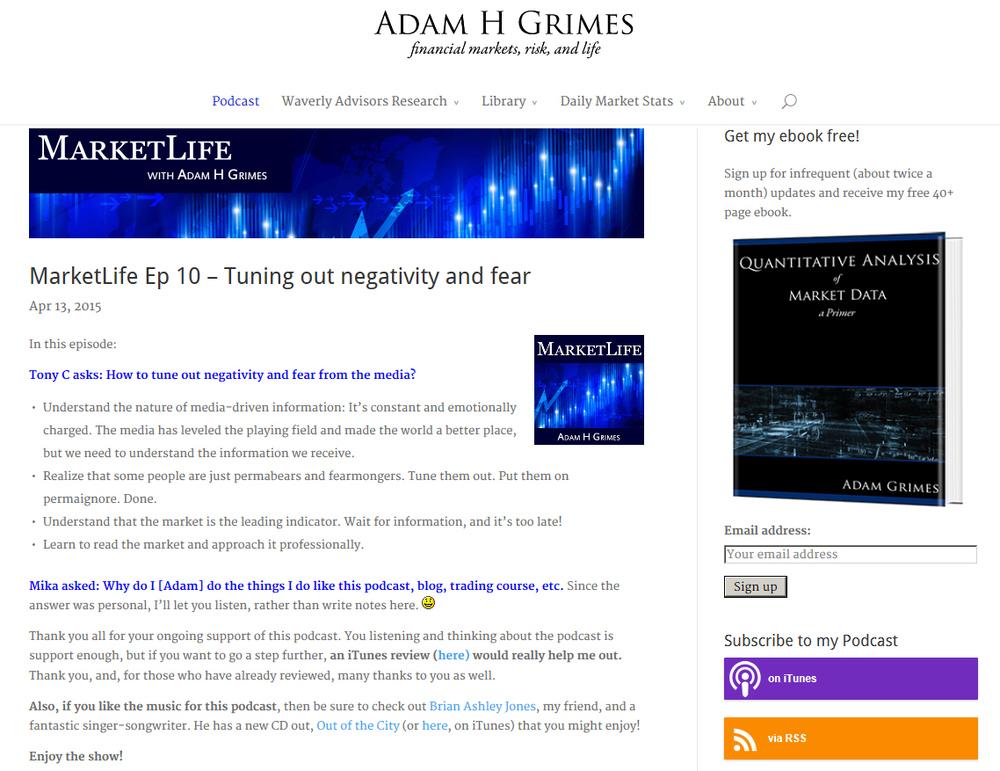 http://adamhgrimes.com/blog/marketlife/