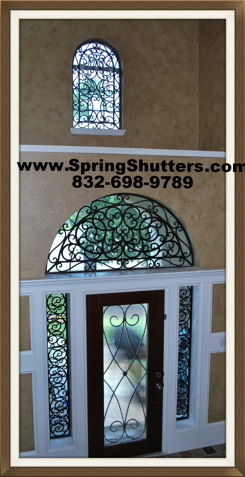 custom inserts information spring shutters blinds