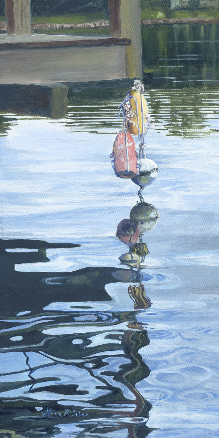 Buoy Reflections