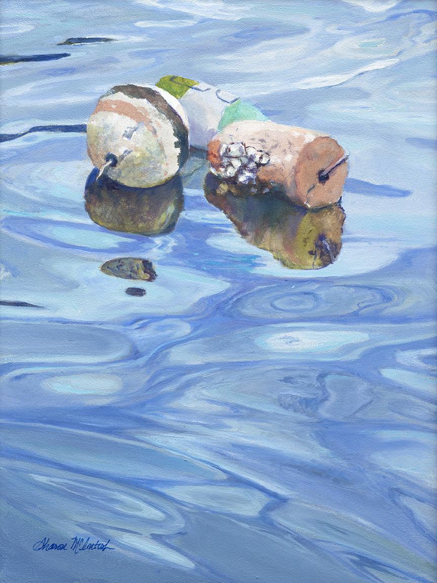 Buoy Reflections II