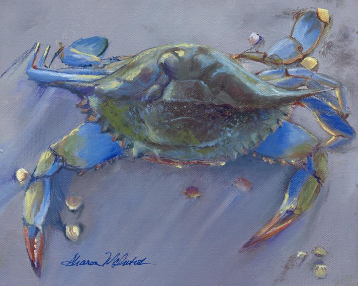 The Crab Blues