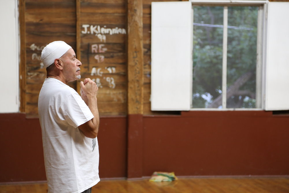Baba richard gonzÁlEz's classes are deep, spiritual experiences!