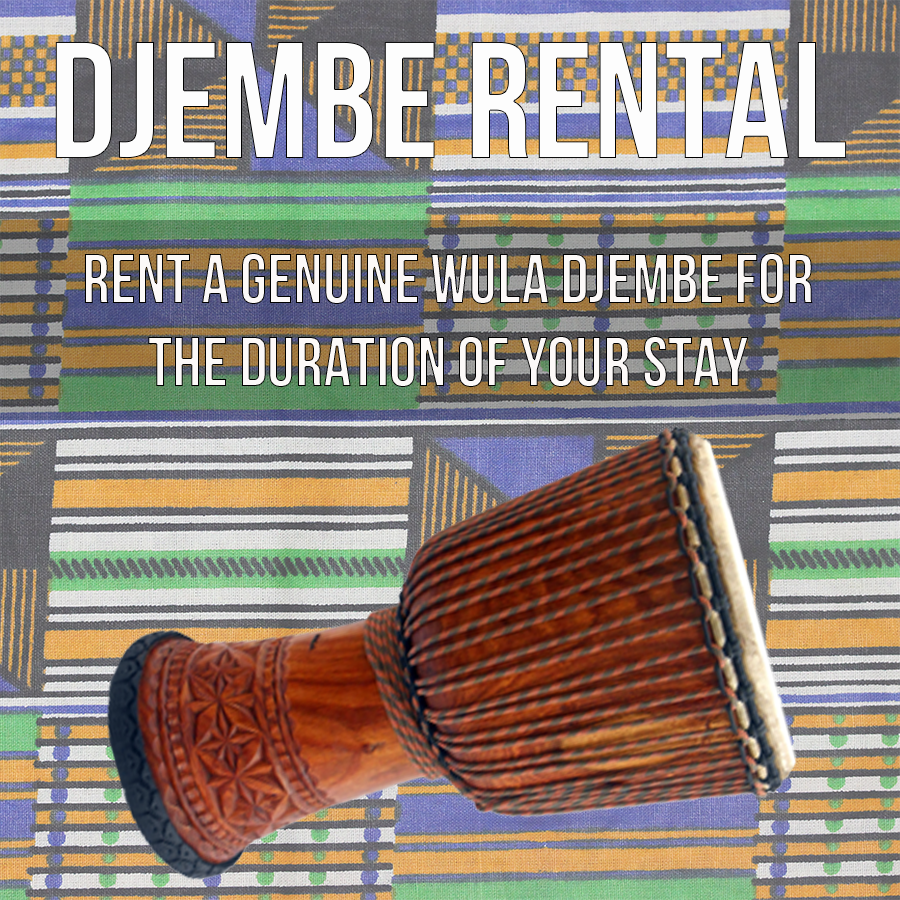 Do you need to rent a drum? -