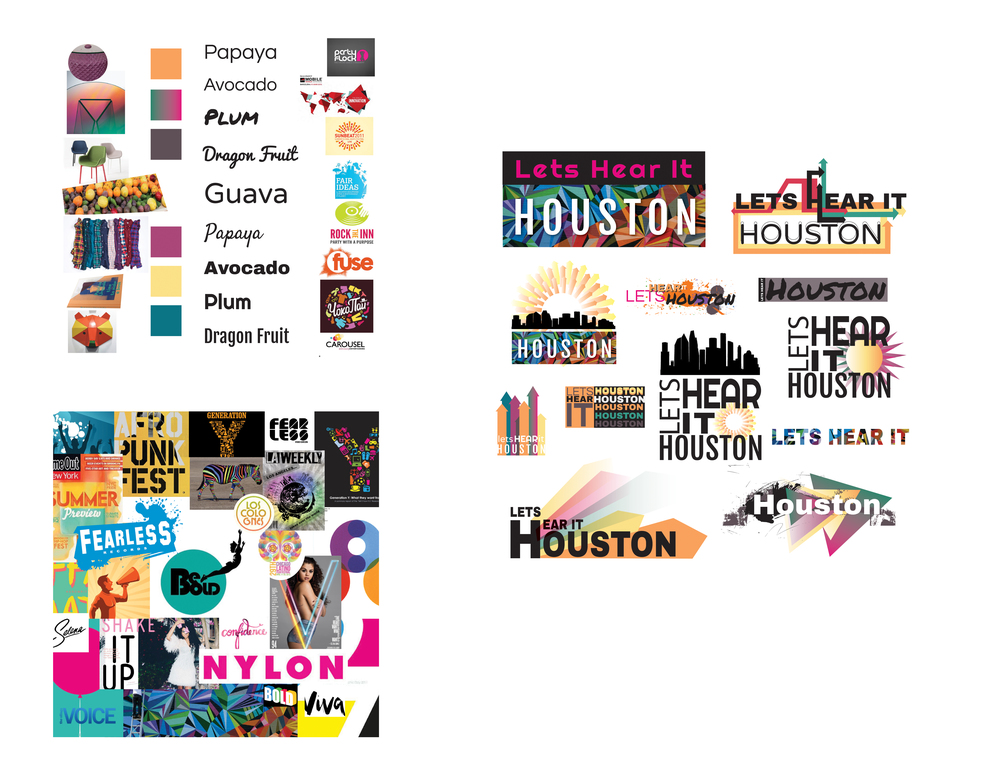 Multicultural Event Logo
