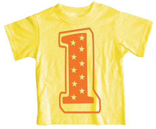Superstar First Birthday T Shirt Yellow Il Fullxfull612991913 Quk4