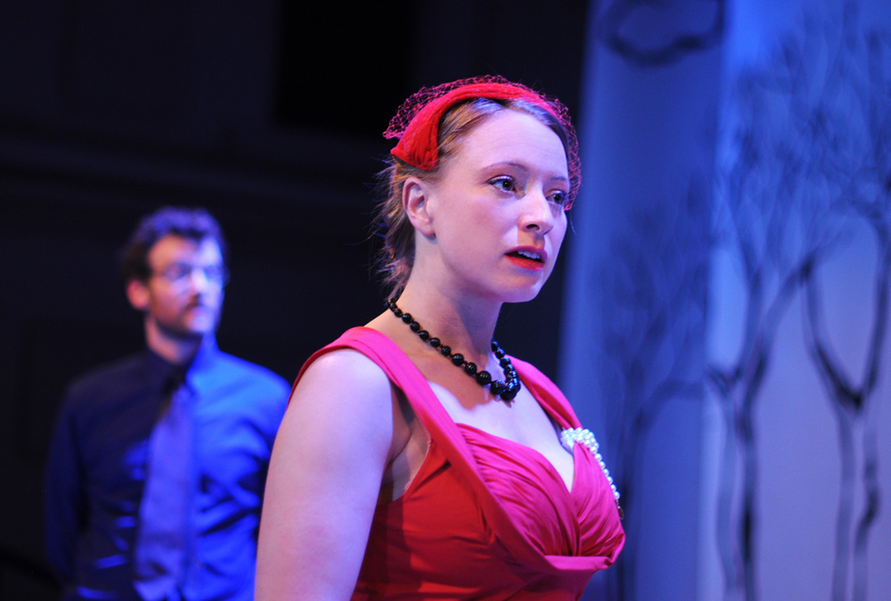 Love's Labour's Lost by William Shakespeare, dir. by Sybille Bruun and Andrew Borthwick-Leslie