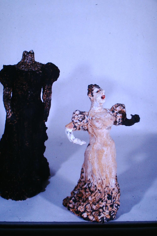 1890. Yvette Gilbert.
