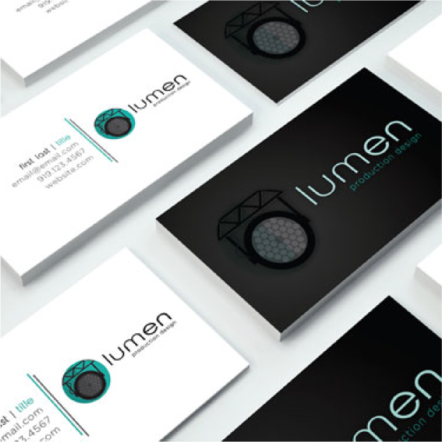 Lumen</a><strong>Logo + Branding</strong>