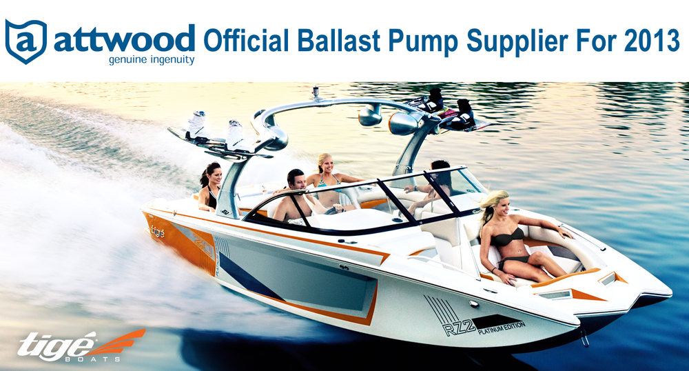 Tsunami Bilge Pumps - Attwood