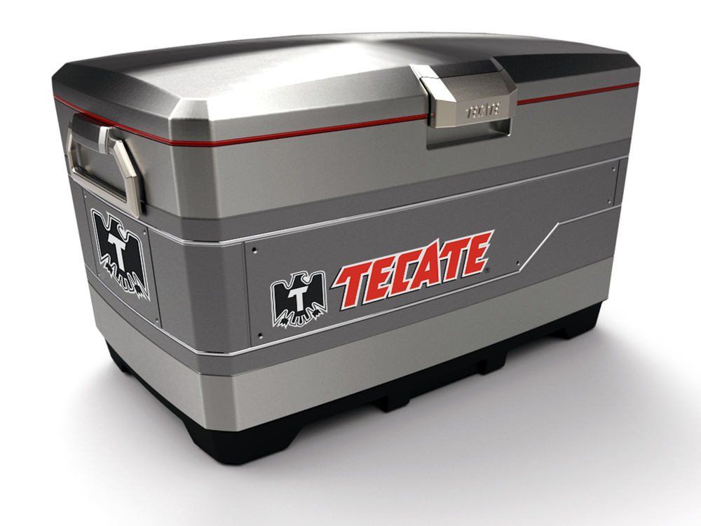 RUBBERMAID     Tecate Cooler