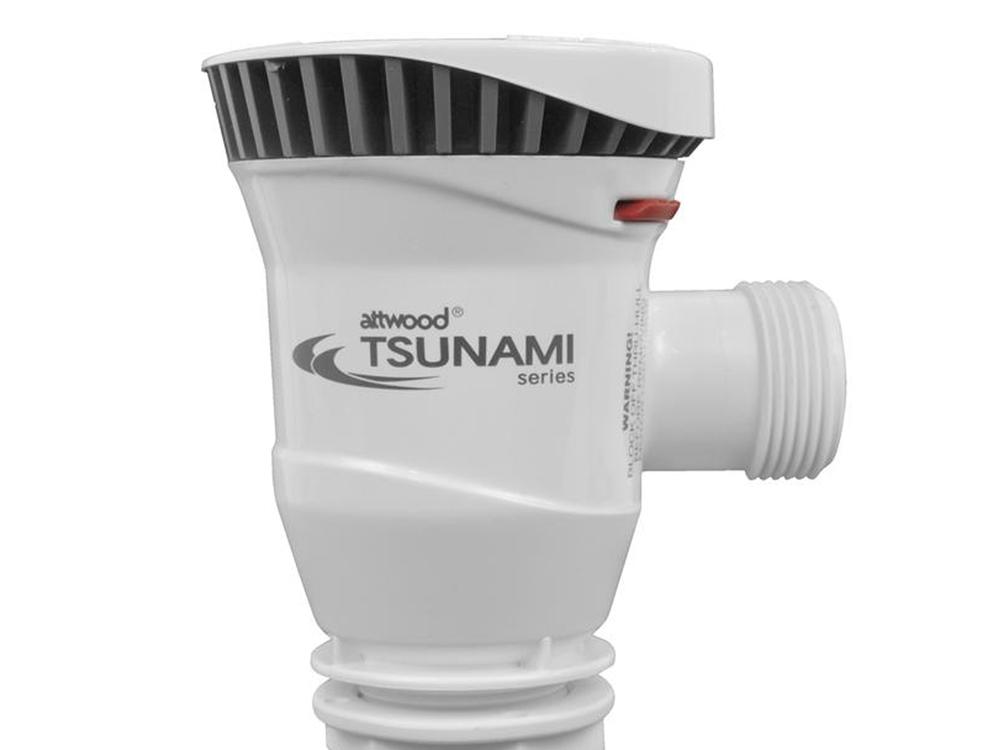 ATTWOOD MARINE     Tsunami Bilge Pump