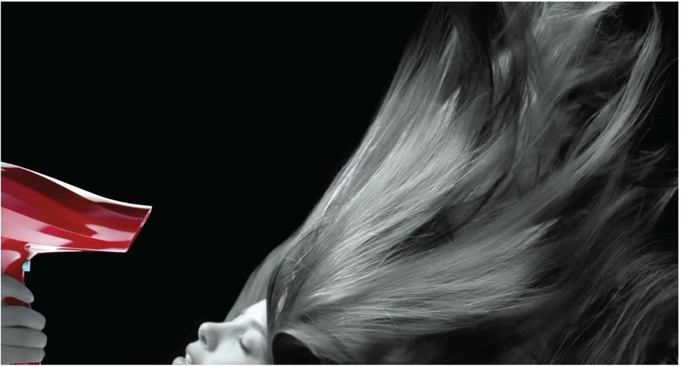 Flash Dry Blowing Hair - Launch Innovation