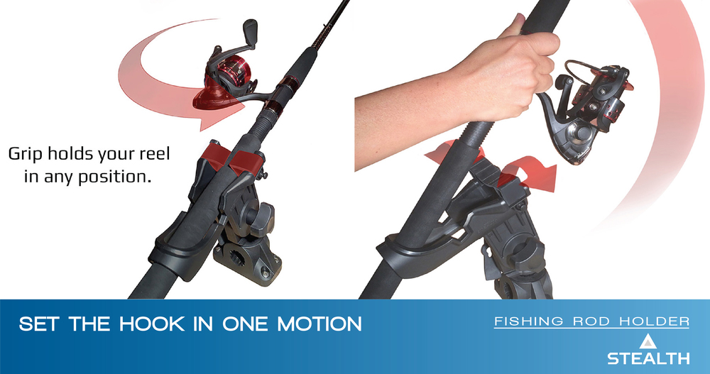 Stealth Quick Release Action - Launch Innovation