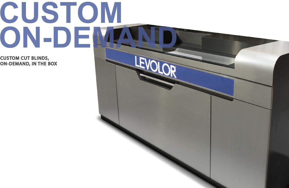 Custom On-Demand Smart Machine