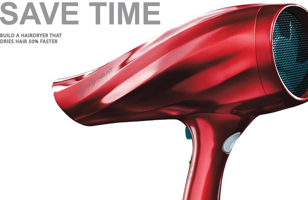 Save Time Hair Drier