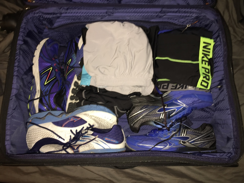 Packing for Ohio. That's all I need right?