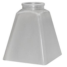 Frosted Inside, Polished Outside Lamp Shade