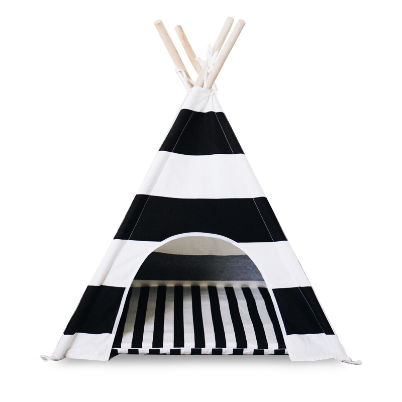 Striped Dog Teepee$69.98