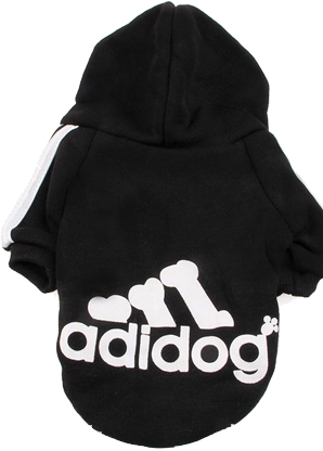ADIDOG PET SWEATER $2.09