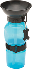 Dog Bowl Water Bottle $20.00