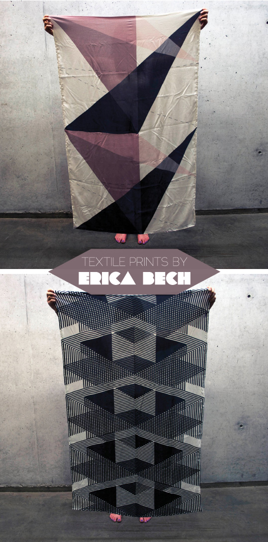 textile prints by erica bech