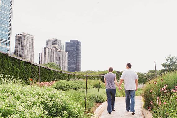 brad and hannah chicago garden