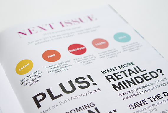 Magazine Layout by Bryna Faye Shields