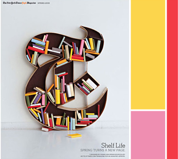 shelf life t magazine