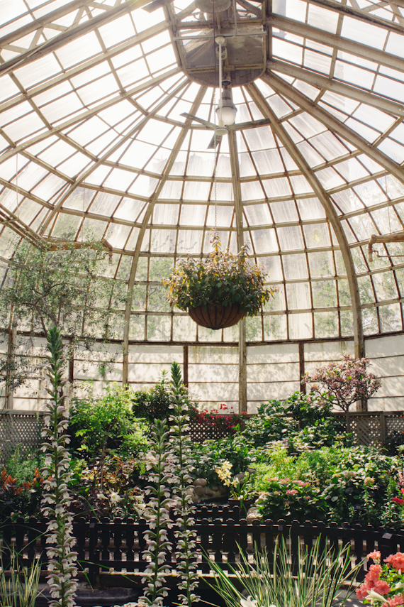 Lincoln Park Conservatory | Chicago, IL