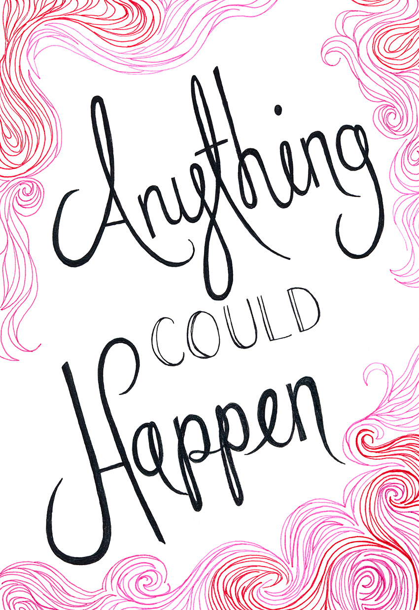 Anything Could Happen by Bryna Shields