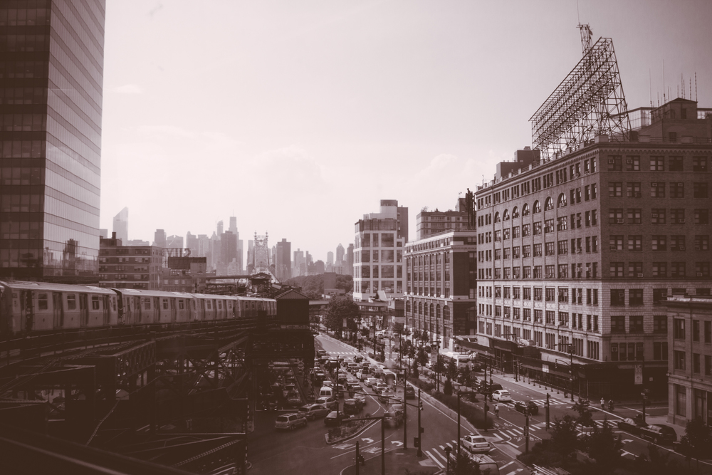 New York City by Bryna Shields