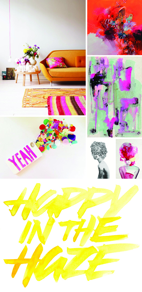 Monday Moodboard | Energize via High Fives for Everyone