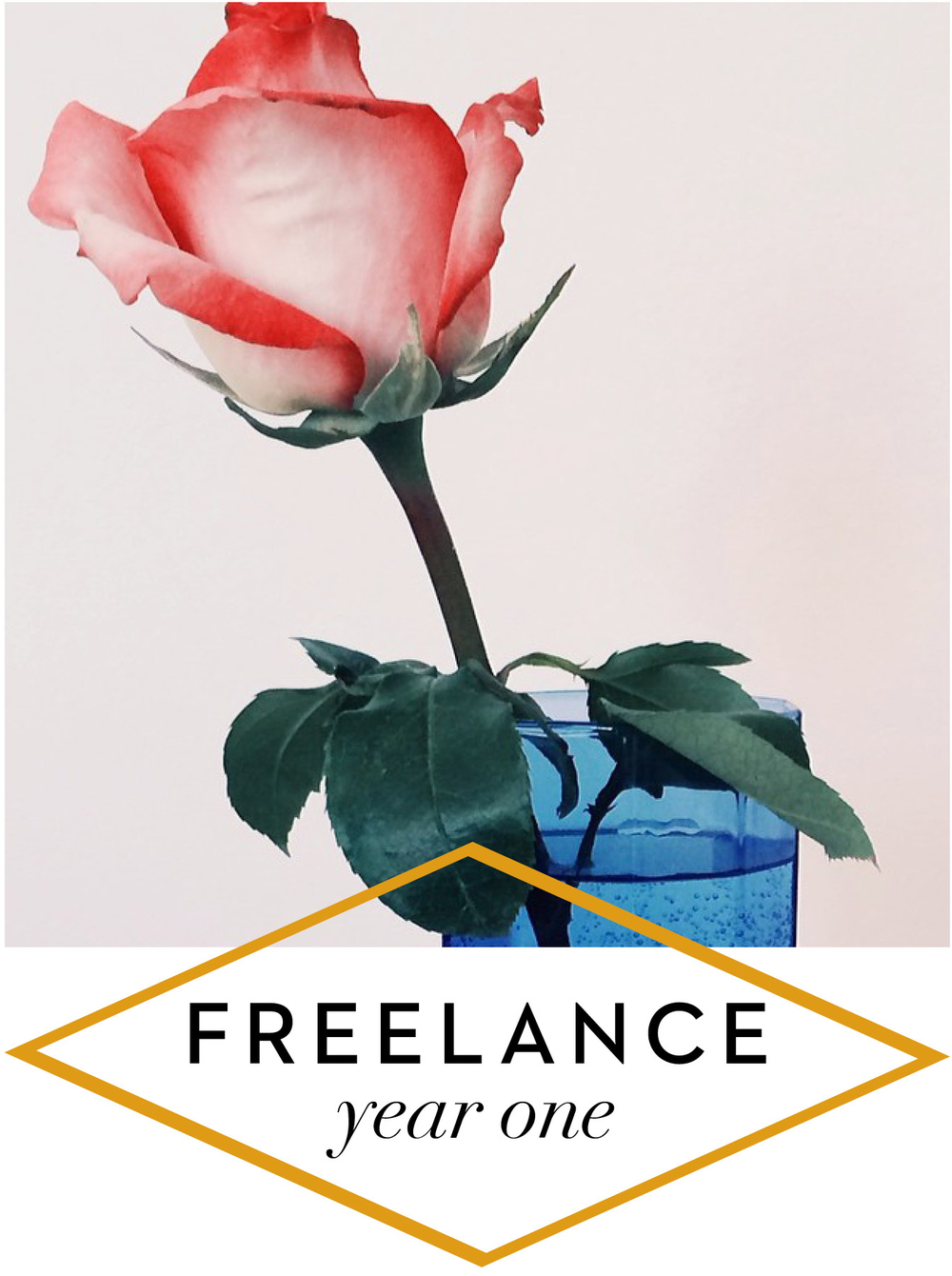 My First Year of Freelance | High Fives for Everyone