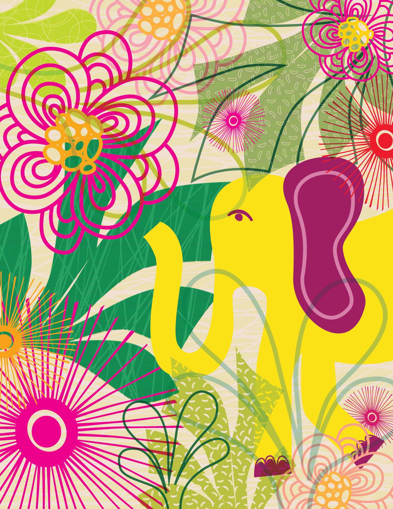 Herbie the Elephant by Bryna Shields