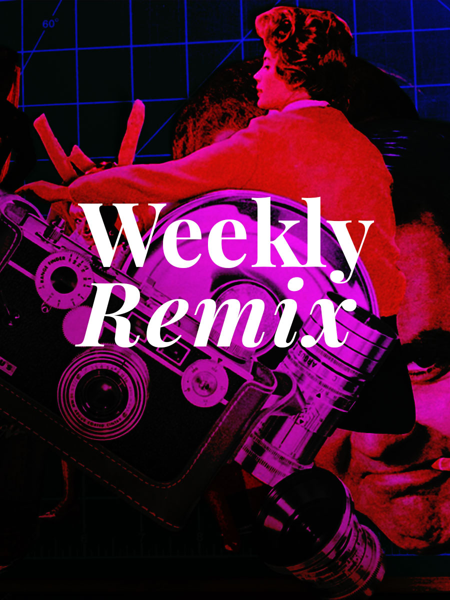 Weekly Remix Podcast Roundup