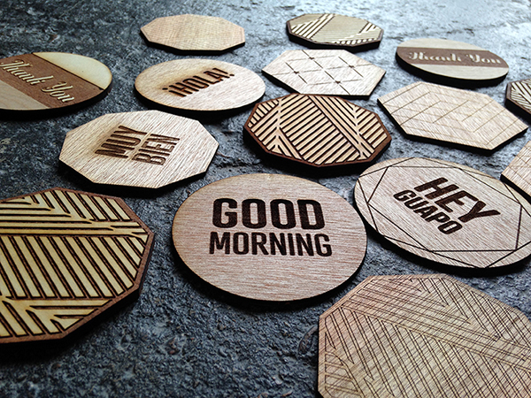 Laser cut projects