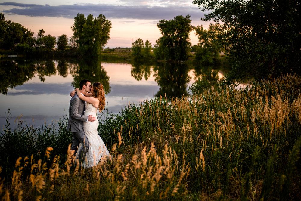July Weddings at River Garden