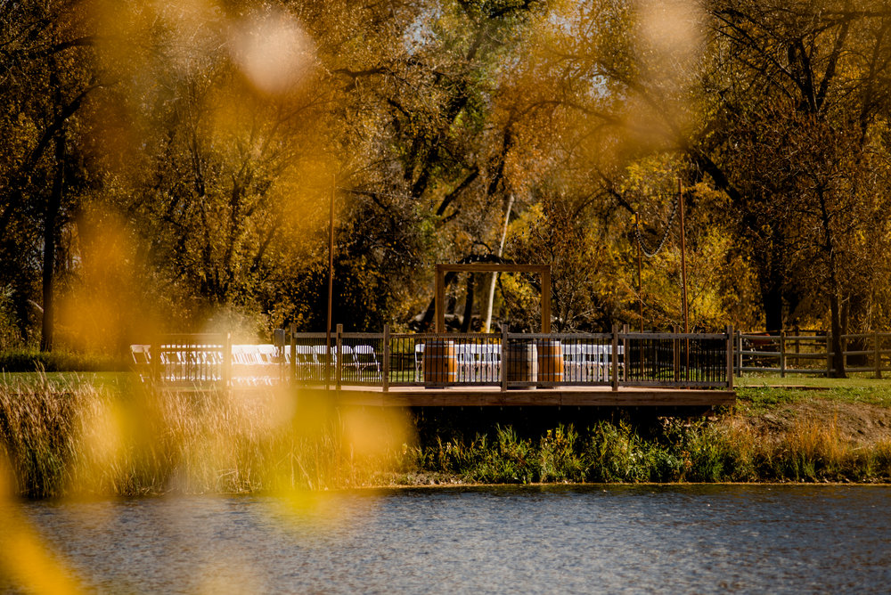 October Weddings at River Garden