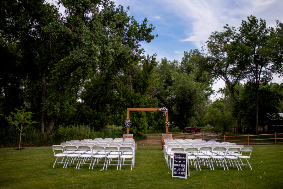 Tree Side Ceremony