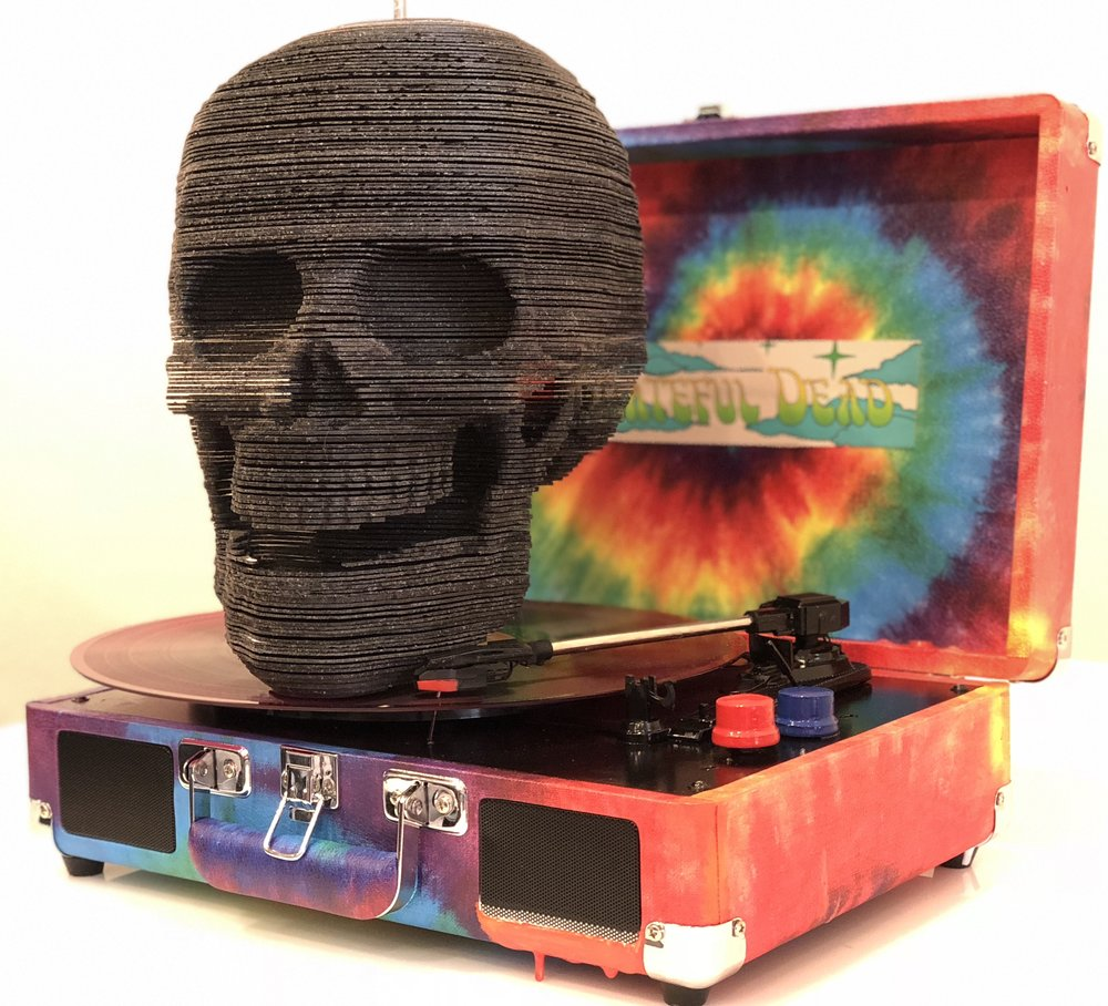 Using 165+ vintage LP's