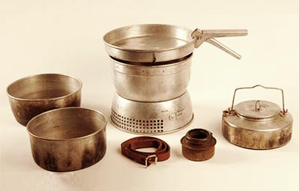 Trangia Storm cooker, Model 25