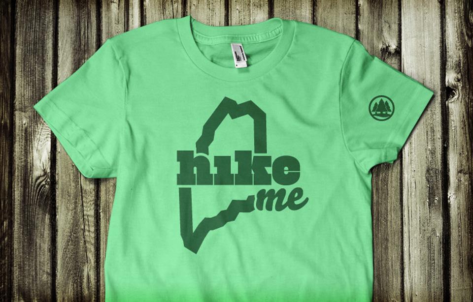 HikeMe Tshirt
