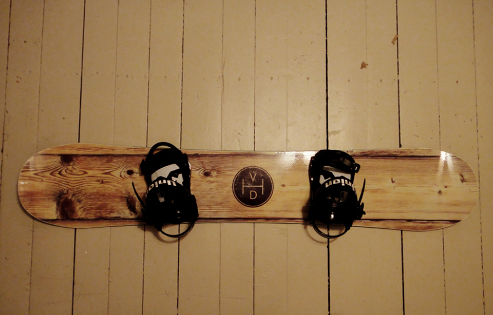 VHD T8 Board