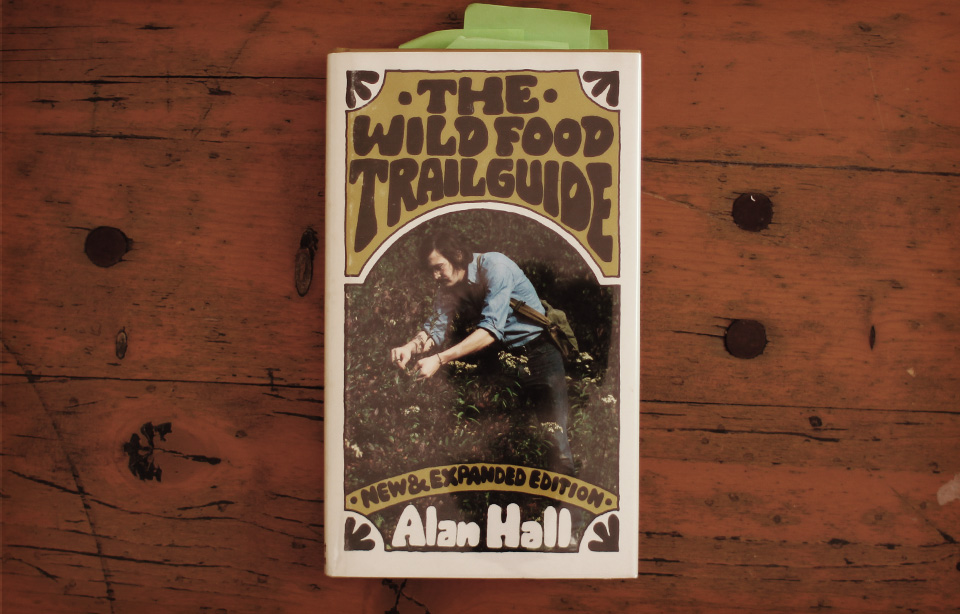Alan Hall -  Wild Food Trailguide, 1973