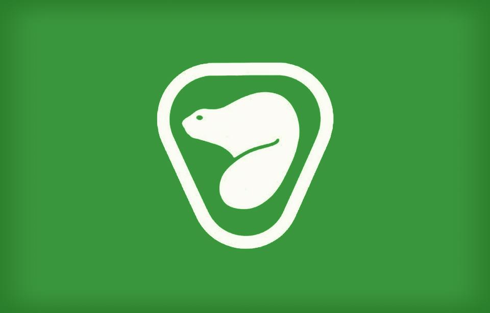 Roderick Huggins' - Parks Canada Logo