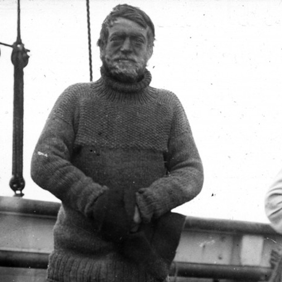 Sir Ernest Henry Shackleton