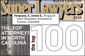 North Carolina Super Lawyers
