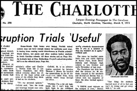 The Charlotte News By Ellison Clary
